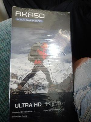 Akaso action camera ek7000 for Sale in Denver, CO