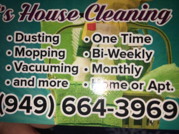 Household supplies check discription please