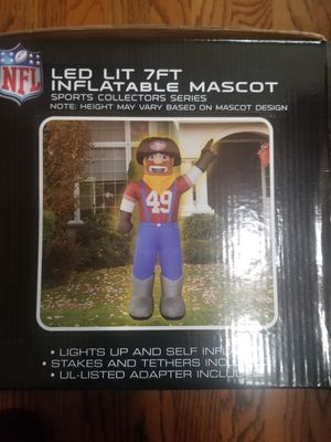 Brand New 7ft 49er Mascot for Sale in Morgan Hill, CA