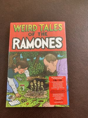 Weird Tales of the Ramones NEW and Sealed for Sale in San Diego, CA