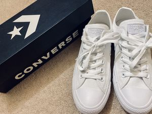 New White Converse for Sale in Milwaukee, WI