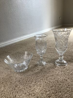 Mikasa Crystal for Sale in Bedford, TX