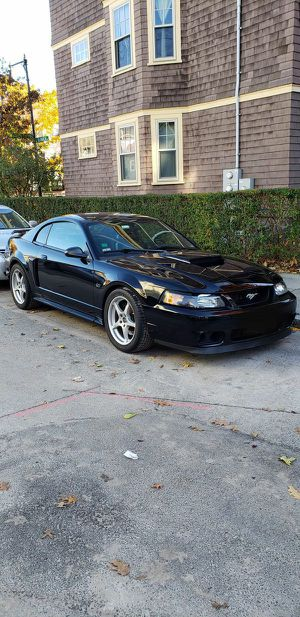 2001 Ford Mustang GT Black for Sale in Boston, MA