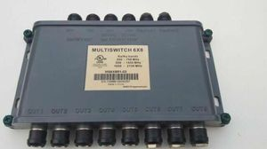 DIRECTV 6x8 Multiswitch With Weather Boot Ms6x8wb for Sale in Greenacres, FL