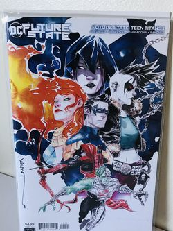 Future State: Teen Titans #1 Variant Cover Edition for Sale in Richmond,  CA