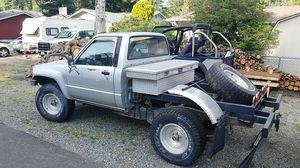 88 Toyota 2wd rally truck for Sale in Auburn, WA