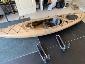 Old Towne Dirigo 10.5 Foot Fishing Kayak for Sale in Austin, TX