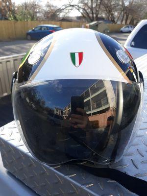 HCI Italian look motorcycle helmet for Sale in Austin, TX