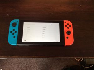 Nintendo Switch Complete System for Sale in Everett, WA