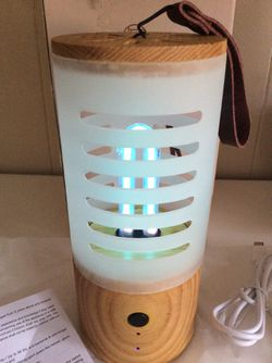 Brand new germicidal ozone lamp portable works new for Sale in Rockville,  IN