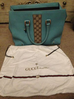 Authentic vintage Gucci tote for Sale in Surprise, AZ