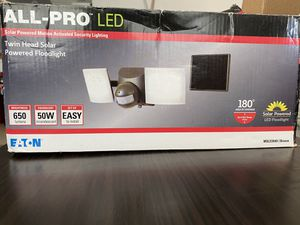 Solar panel motion lights for Sale in Lemon Grove, CA