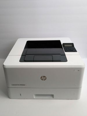 HP C5F94A LaserJet Pro M402dn Duplex Laser Printer Prints Black/White for Sale in Fresno, CA