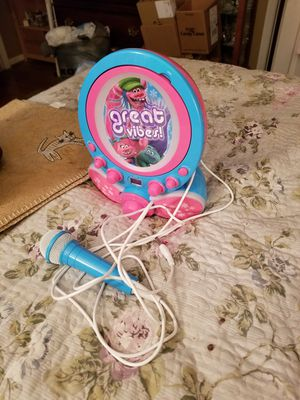 Shopkins Great Vibes Karaoke Machine for Sale in Raleigh, NC