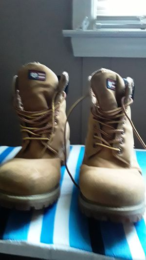 Men's phat pharm work boots size 13 for Sale in Riverdale, GA