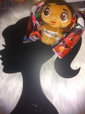 Moana hair bow for Sale in San Antonio, TX