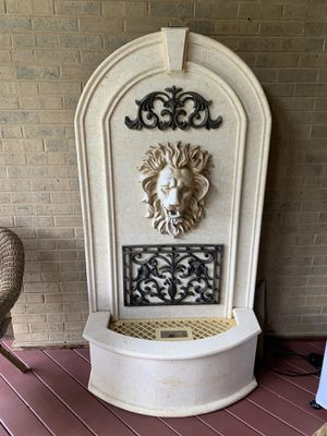 Indoor or Outdoor Decorative Fountain for Sale in HOFFMAN EST, IL