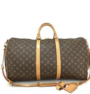 Louis Vuitton Monogram Duffle Bag 55 for Sale in Aurora, CO