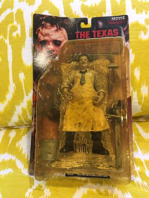 Movie Maniacs Leatherface, McFarlane series 1, New for Sale in Santa Monica, CA