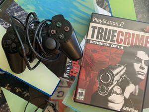 PS2 controller PLUS FREE GAME for Sale in Hyattsville, MD