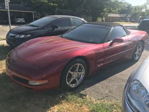 2003 Chevy Corvette for Sale in Fort Worth, TX
