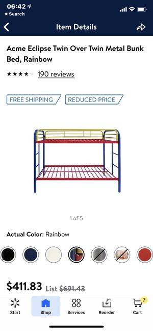 Bunk bed for Sale in Beaverton, OR