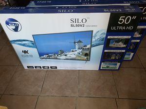 "Silo Ultra hd 4K 50"" tv for Sale in Hawthorne, CA"