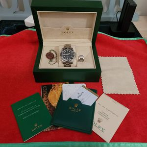 LUXURY WATCH WITH BAG, BOX, PAPERWORK (YOU KNOW WHAT IT IS) for Sale in Newport Beach, CA