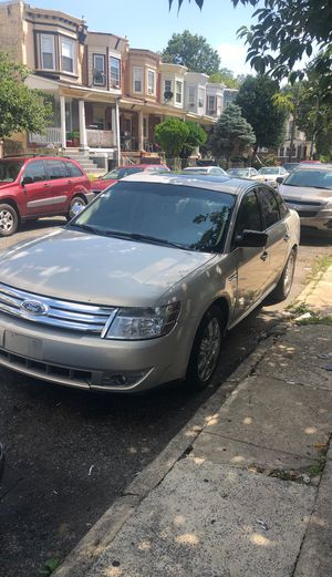 Taurus Ford 2009 for Sale in Philadelphia, PA