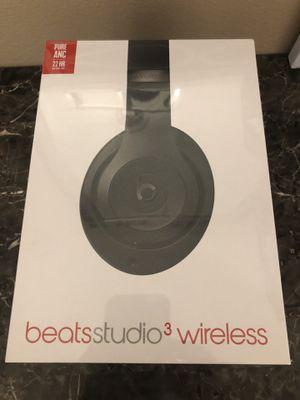 Beats Studio Wireless3 NEW-Unopened for Sale in St. Petersburg, FL