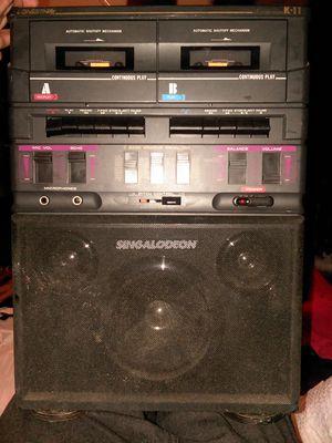 Karaoke machine for Sale in Detroit, MI
