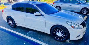 G37 wheels for Sale in Miami, FL