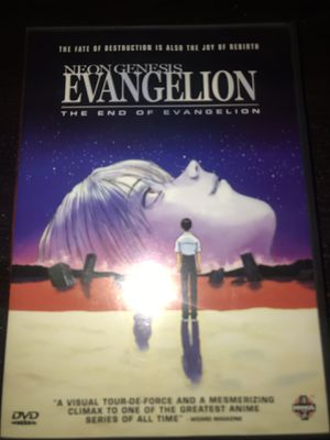 End of Evangelion DVD for Sale in Fort Worth, TX