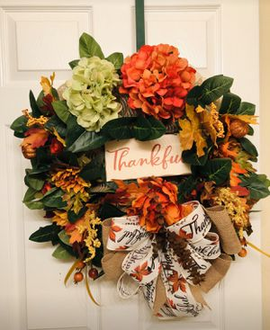 Thankful wreath for Sale in Coral Gables, FL