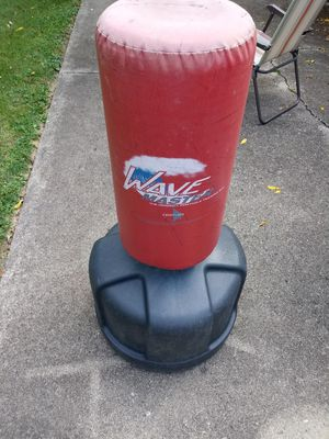 Portable Punching Bag for Sale in Indianapolis, IN
