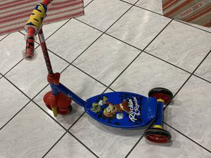 Huffy Mickey Mouse scooter for Sale in Chandler, AZ