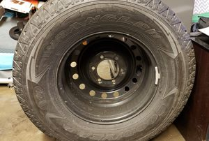 Toyota tacoma spare rim/tire for Sale in Cerritos, CA