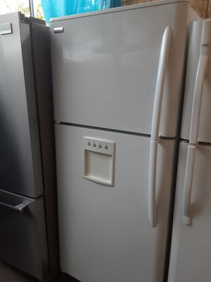 $245 Frigidaire white 20 cubic fridge includes delivery in the San Fernando Valley a warranty and installation for Sale in Los Angeles, CA