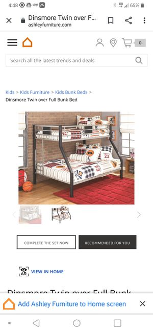 Dismore bunk bed for Sale in New York, NY