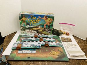 Vintage The Crocodile Hunter Board Game Steve Irwin & His Family for Sale in Spring Hill, FL