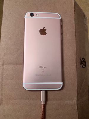 iPhone 6s 64gb Great condition for Sale in Springfield, VA