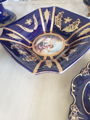 ANTIQUE BEAUTIFUL VICTORIAN STYLE DISHES (EACH $40 ) for Sale in Glendale, CA