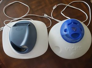 SON'S CLEAN OUT: Vicks & CVS warm steam vaporizers $7 EACH OR BOTH FOR $10 for Sale in Aspers, PA