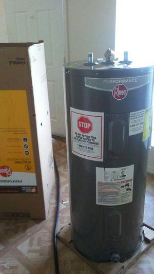 Plumbing - water heater for Sale in Houston, TX