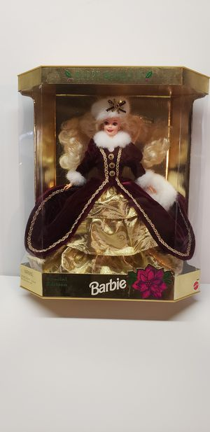 Special edition holiday barbie, # 15646 for Sale in Algonquin, IL