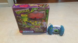 Ninja Turtles Action Battle Game and Discovery Kids Digital Photo and Video Camera for Sale in Scottsdale, AZ