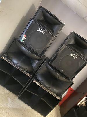 Equipo de sonido /dj equipment for Sale in Warrenton, VA