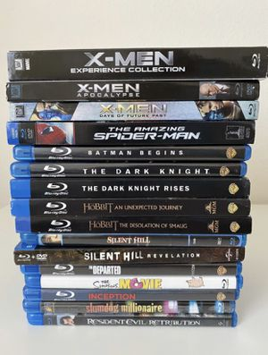 Blu-ray dvd movies for Sale in Orlando, FL