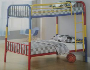 Twin bunk bed for Sale in Inglewood, CA