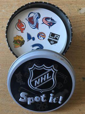 NHL spot it! Kids game for Sale in Littleton, CO